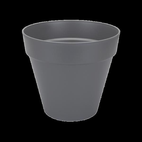 Vaso loft urban c/r. antracite cm. 40 elho