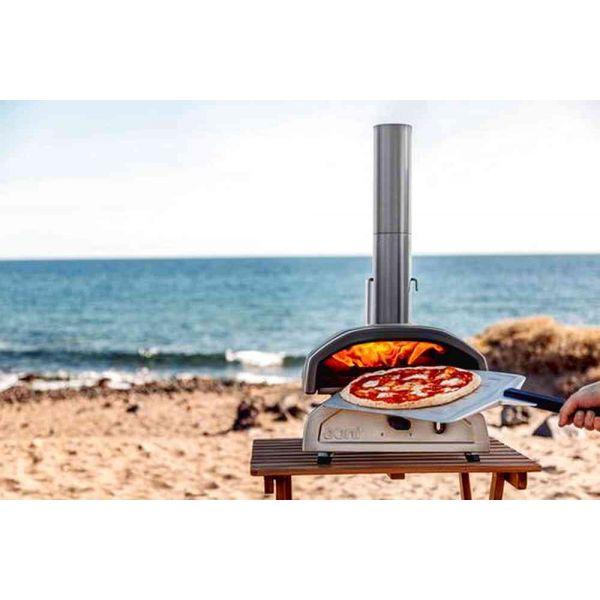 fyra Forno portatile per pizze a PELLET OONI