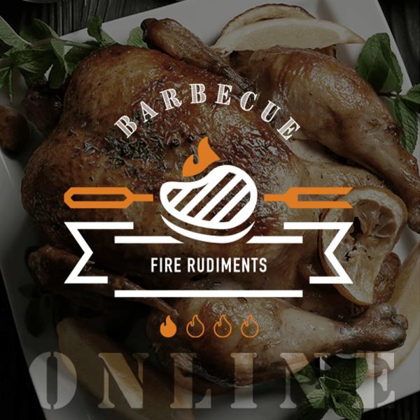 BBQ Web Academy: Step 1 - Fire Rudiments