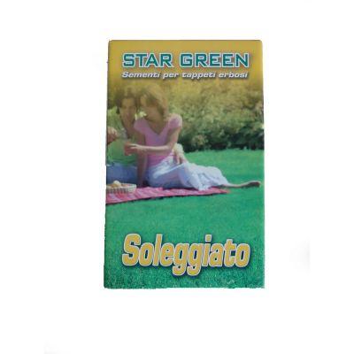 Miscuglio tappeti erbosi per terreni soleggiati b/s 101 gr. 500