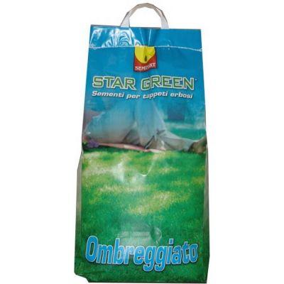 Miscuglio tappeti erbosi per terreni ombreggiati a/s 110 kg. 1