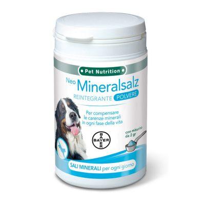 Integratore per cane neo mineralsalz reintegrante sano e bello 220gr