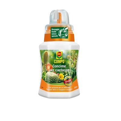 Concime liquido per piante grasse 250ml