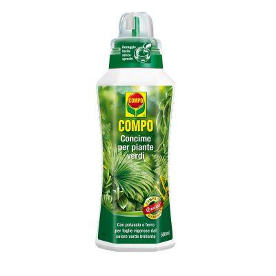 Concime liquido compo per piante verdi 1lt