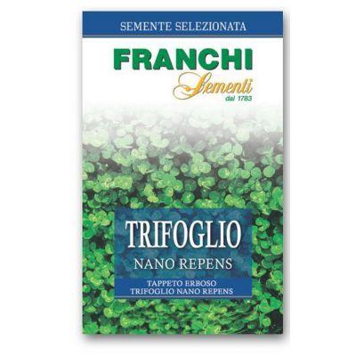 Semi per prato trifoglio repens nano 250 g