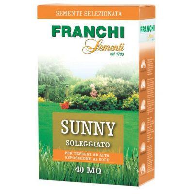 Semente per tappeti erbosi sunny -soleggiato- kg. 1