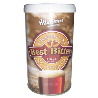 Malto amaricato muntons premium bitter kg. 1,5