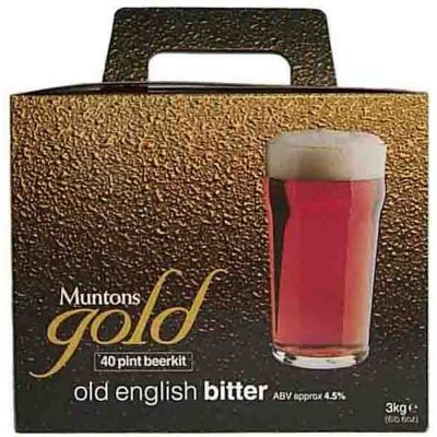 Malto amaricato muntons gold old english bitter kg. 3