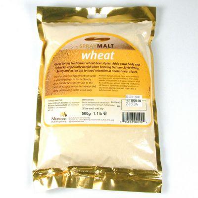 Estratto di malto muntons wheat gr. 500
