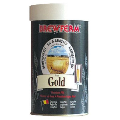 Malto amaricato brewferm gold kg. 1,5