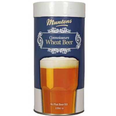 Malto amaricato muntons conn. range wheat beer kg. 1,8