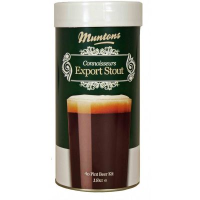 Malto amaricato muntons conn. range export stout kg. 1,8
