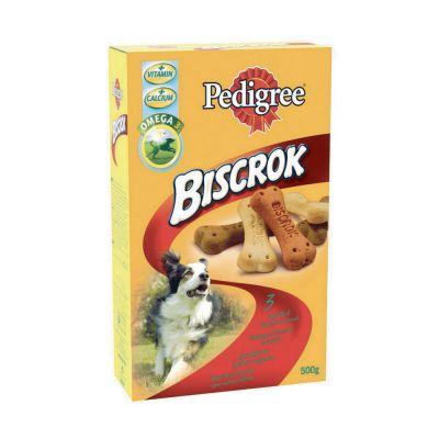 Pedigree snack per cani multi biscrok gr. 500