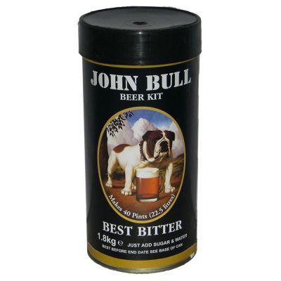 Malto amaricato john bull old dog best bitter kg. 1,8
