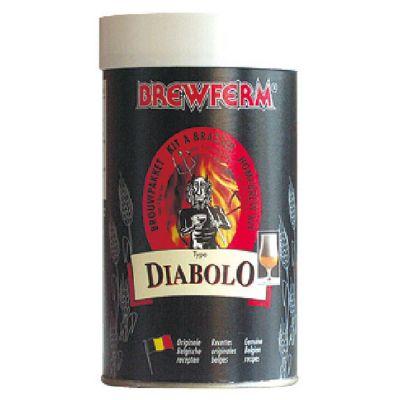 Malto amaricato brewferm diabolo kg. 1,5