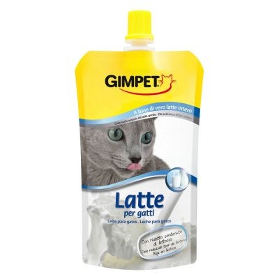 Latte per gatti gimpet ml. 200