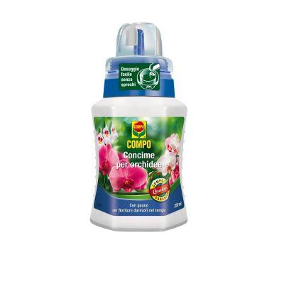 Concime liquido compo per orchidee 250ml