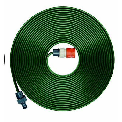 Tubo irrigatore verde mt. 15