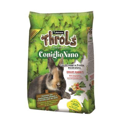 Throls coniglio nano raggio di sole kg. 2,5