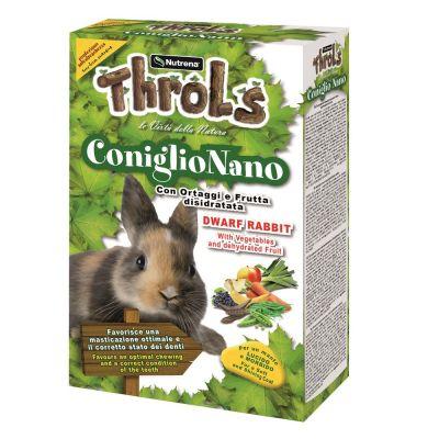 Throls coniglio nano raggio di sole gr. 750