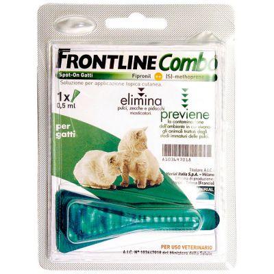Frontline combo per gattini