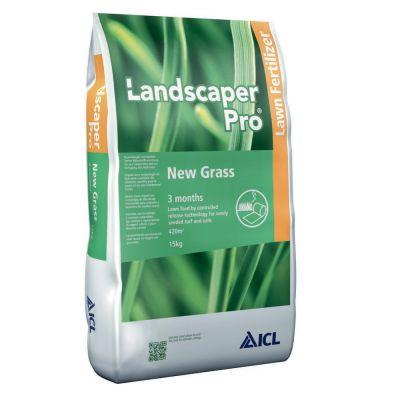 Concime per tappeti erbosi landscaper pro new grass kg. 15