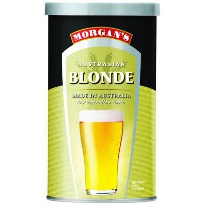 Malto amaricato morgan's australian blonde 1,7kg