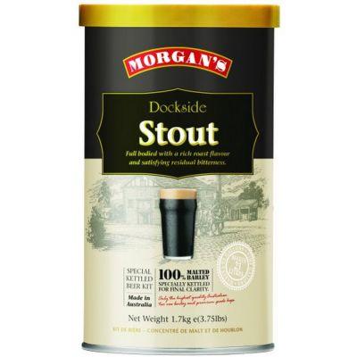 Malto amaricato morgan's premium dockside stout 1,7kg