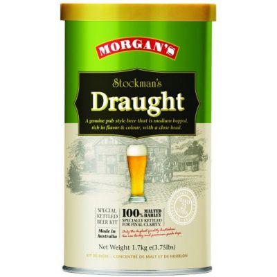 Malto amaricato morgan's premium stockman's draught 1,7kg