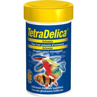 Mangime per pesci tetra delica artemia salina ml. 100