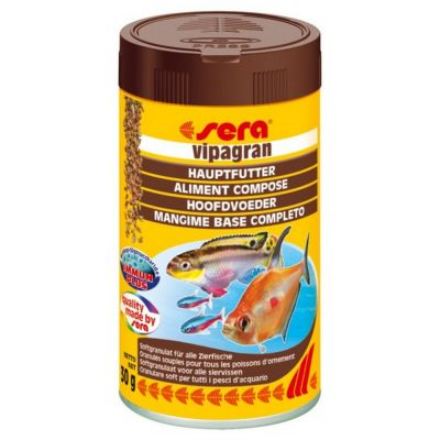 Mangime per pesci vipagran sera gr. 30
