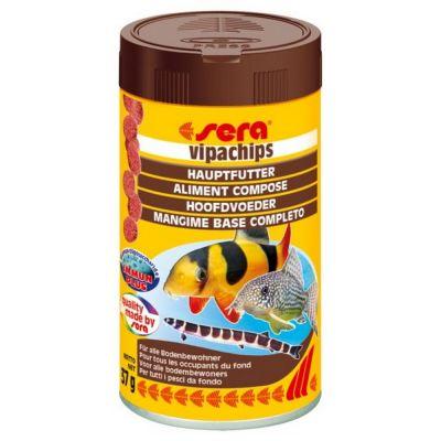 Mangime per pesci vipachips sera gr. 37