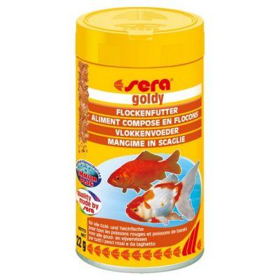 Mangime per pesci goldy sera gr. 22