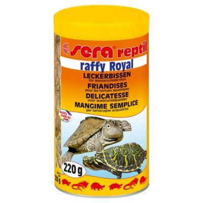 Mangime per rettili raffy royal sera gr. 220