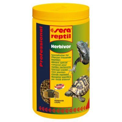 Mangime per rettili professional herbivor sera reptil lt. 1