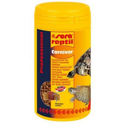 Mangime per rettili professional carnivor sera reptil gr. 85