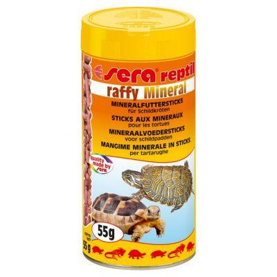 Mangime per rettili raffy mineral sera gr. 55