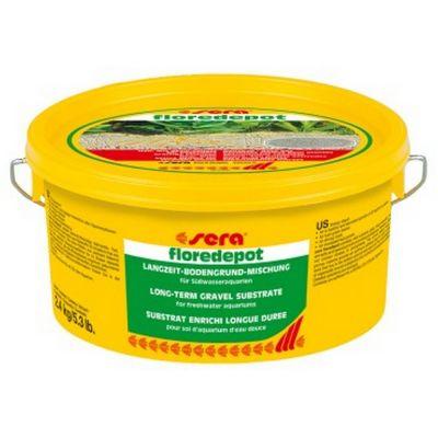Fertilizzante per piante acquatiche floredepot sera kg. 2,4