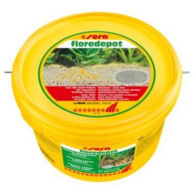 Fertilizzante per piante acquatiche floredepot sera kg. 4,7
