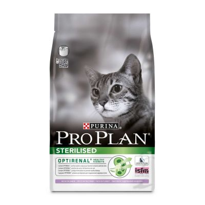 Pro plan cat steril. tacchino  kg.  1,5