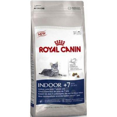 Royal canin indoor mature +7 secco gatto gr. 400