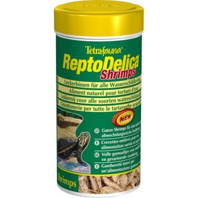 Mangime per tartarughe reptodelica shrimps ml. 250