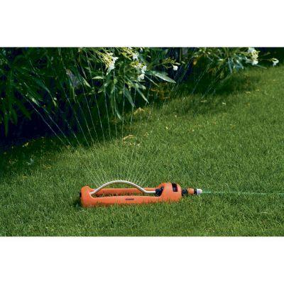 Irrigatore oscillante