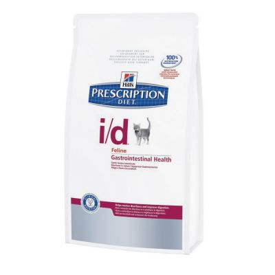 Hill's prescription diet i/d secco gatto kg. 1,5