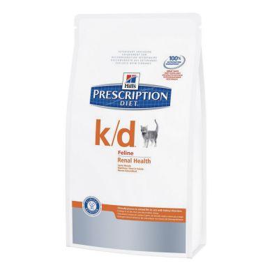 Hill's prescription diet k/d secco gatto kg. 1,4