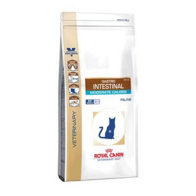 Royal canin gastro intestinal moderate calorie secco gatto gr. 400