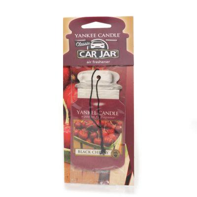 Profumatore per auto car jar black cherry