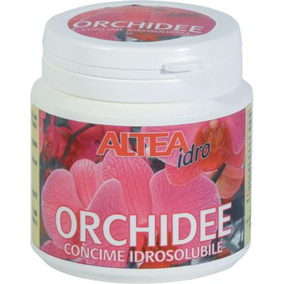 Concime idrosolubile altea per orchidee 100gr