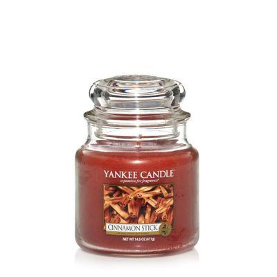 Giara profumata yankee candle cinnamon stick media