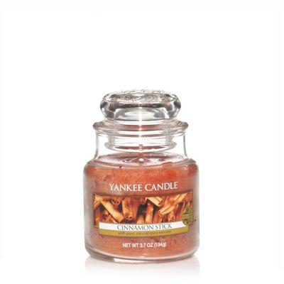 Giara profumata yankee candle cinnamon stick piccola